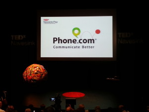 Phone.com at TEDxNavesink